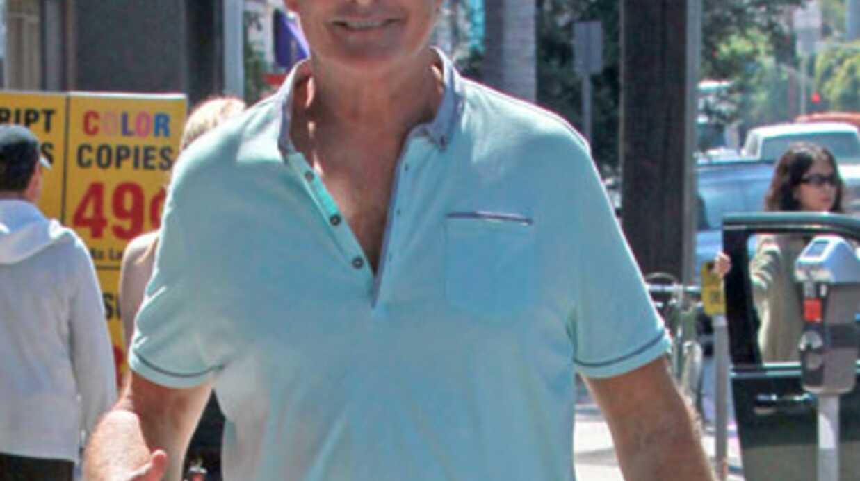 David Hasselhoff: sa cinquième demande en mariage échoue