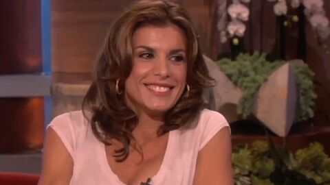 VIDEO Elisabetta Canalis a remplacé George Clooney