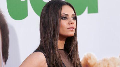Mila Kunis élue femme la plus sexy de l'année