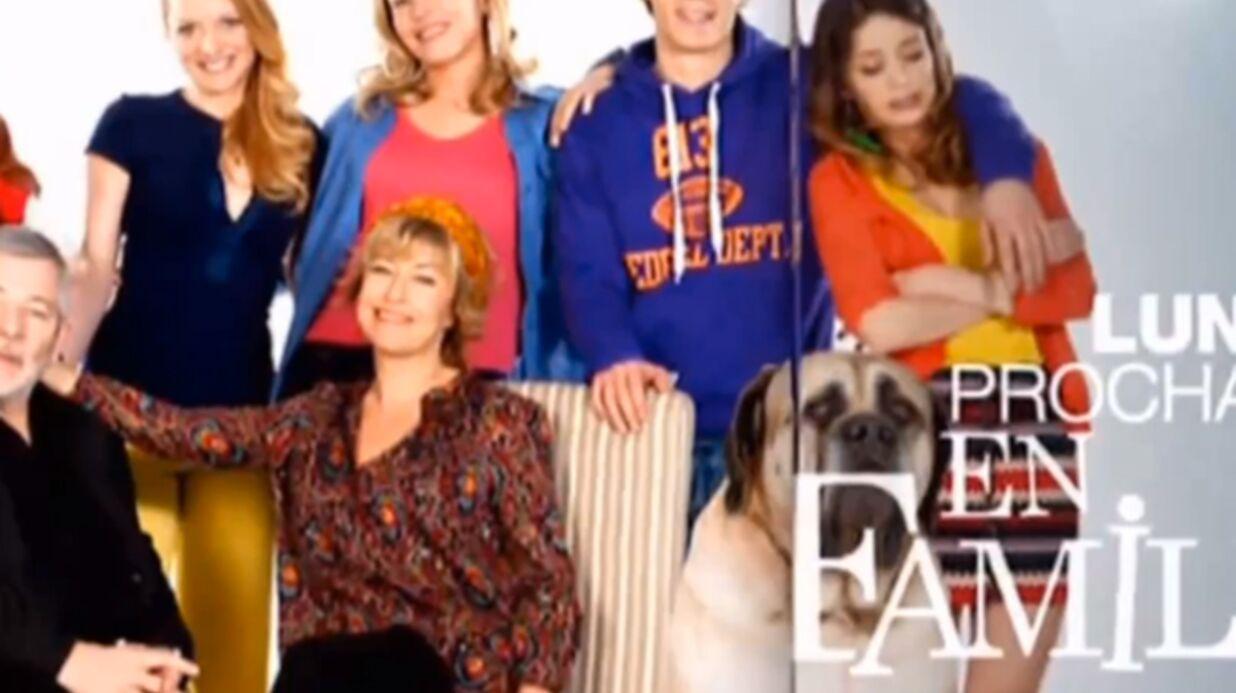 Mort de Pupuce, le chien star d'«En famille»