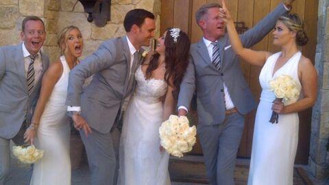 Owain Yeoman, alias Wayne Rigsby de Mentalist, s'est marié