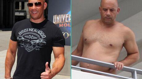 PHOTOS Vin Diesel a perdu ses muscles: l'impressionnante métamorphose