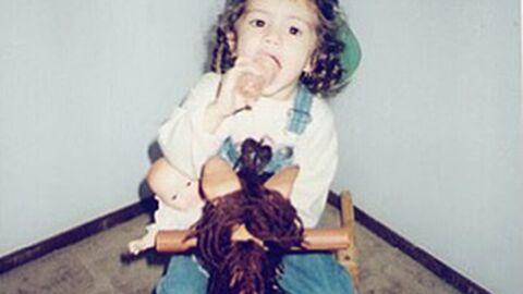 Devinette – Quelle célèbre chanteuse portait si bien la casquette quand elle était petite?
