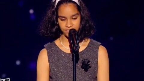 The Voice Kids: Jane, la candidate non-voyante, moquée à l'école à cause de son handicap
