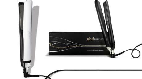 Le Styler Platinum, la dernière innovation signée ghd