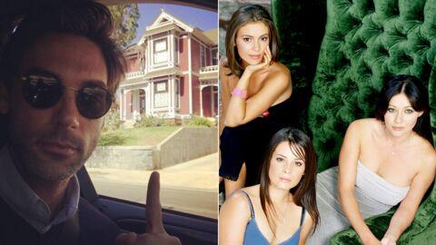 Charmed: un acteur de la série retourne devant la maison des sœurs Halliwell