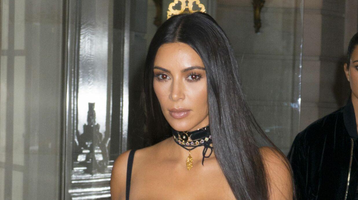 Kim Kardashian: sa téléréalité suspendue à la suite de son braquage