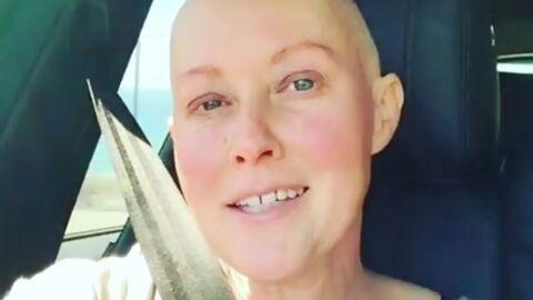 VIDEO Shannen Doherty se confie à ses fans après une séance de chimiothérapie