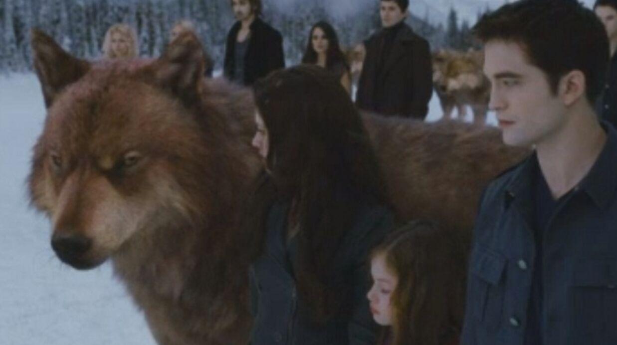 VIDEO La bande-annonce de Twilight 5 révélée aux MTV VMA