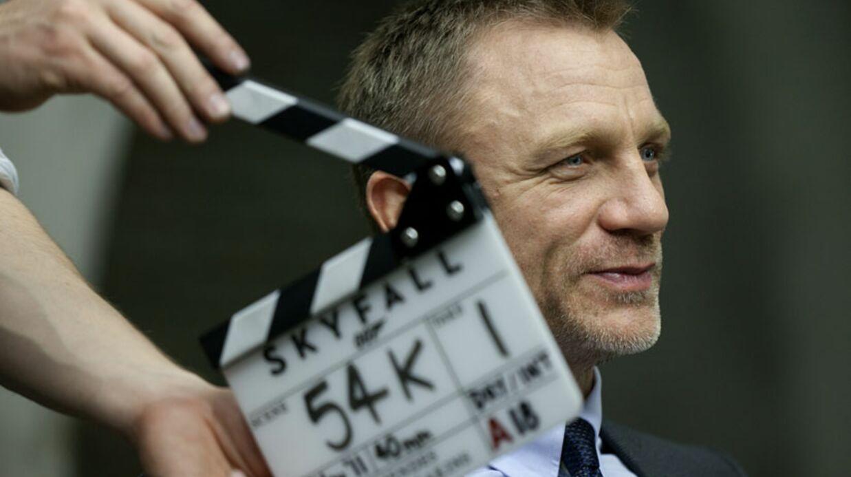 Daniel Craig armé pour deux nouveaux James Bond