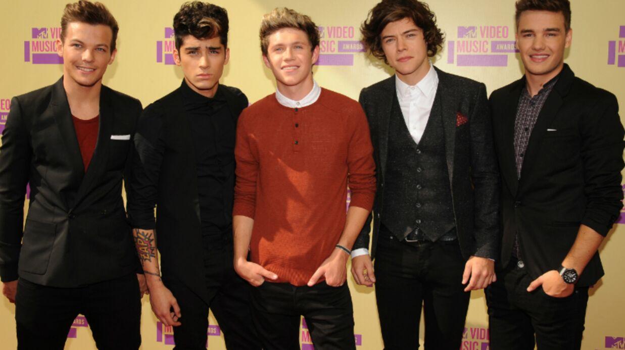 MTV Video Music Awards 2012: le palmarès complet
