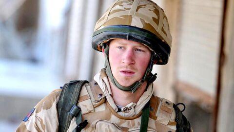 Le prince Harry en Afghanistan pour quatre mois