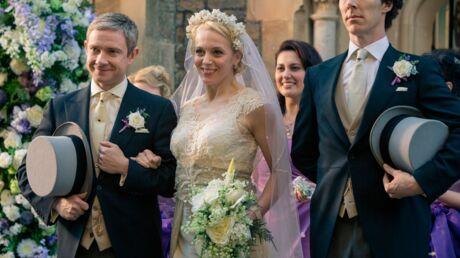 Martin Freeman et sa femme, menacés de mort par des fans de Sherlock, appellent la police