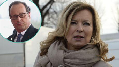 Valérie Trierweiler: son SMS inquiet à François Hollande au sujet du livre confession du président