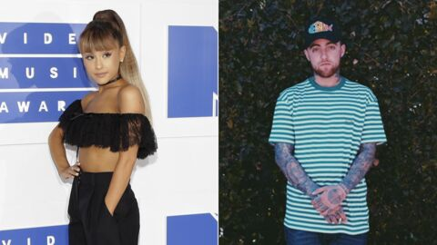 PHOTO Ariana Grande officialise sa relation avec le rappeur Mac Miller sur Instagram