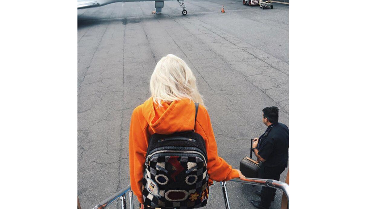 PHOTOS Kylie Jenner repasse (encore) au blond et ça lui va bien