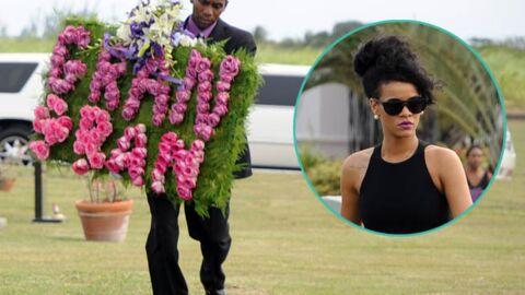 Rihanna refuse de régler la note des obsèques de sa grand-mère