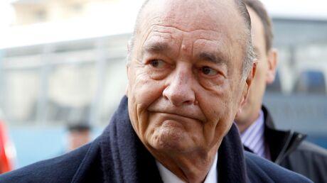 Bernadette inquiète pour Jacques Chirac: il a perdu son appétit légendaire