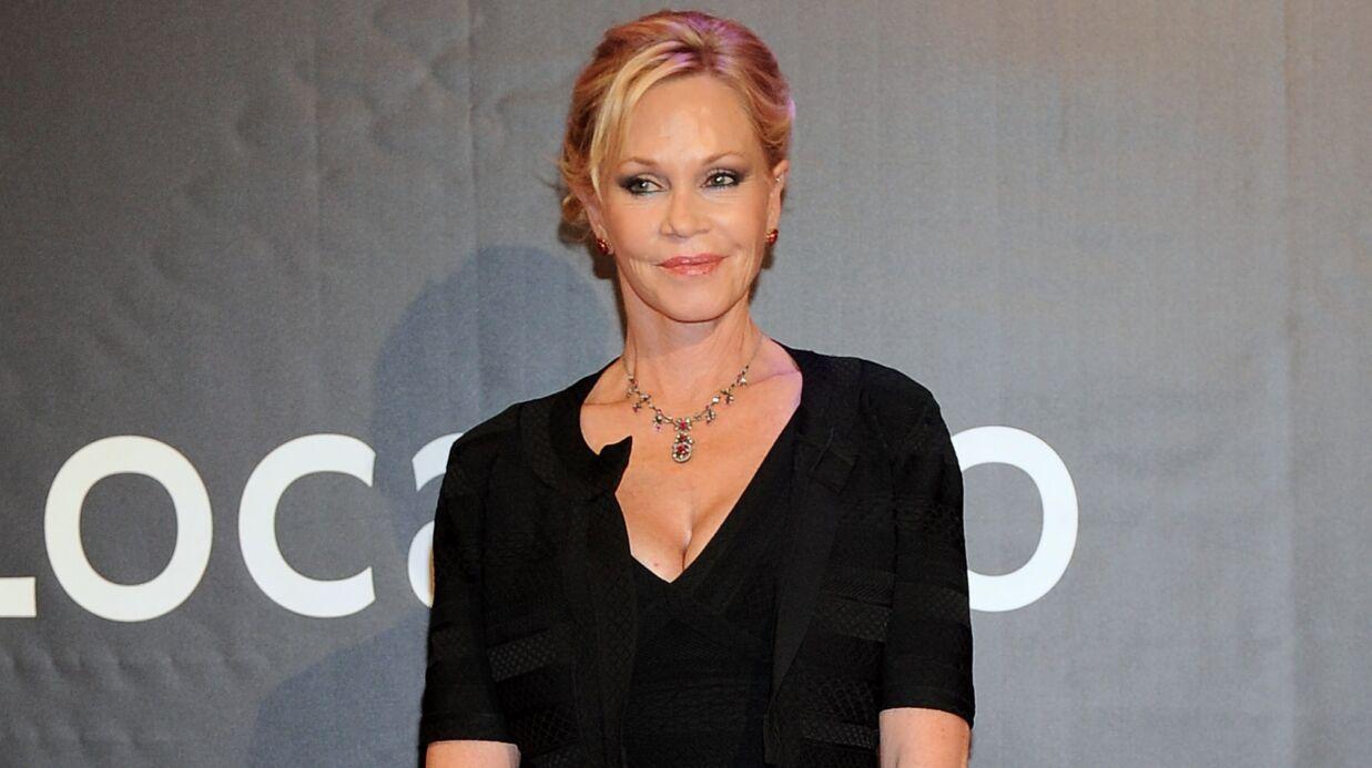 Melanie Griffith: sa fille lui interdit d'aller voir Fifty Shades of Grey, dont elle est la star
