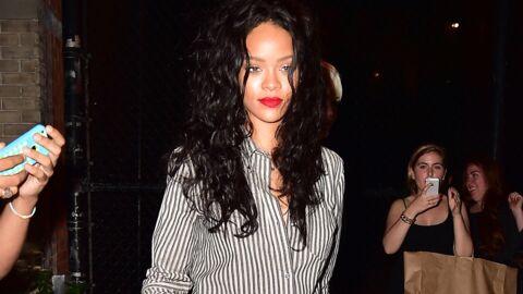 Rihanna dépose son nom pour en faire une ligne de vêtement