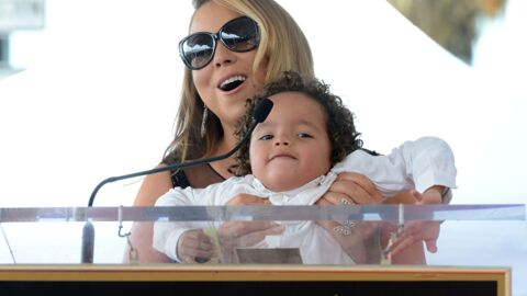 PHOTOS Mariah Carey: ses jumeaux se font remarquer tandis qu'elle reçoit son étoile sur le Walk of Fame