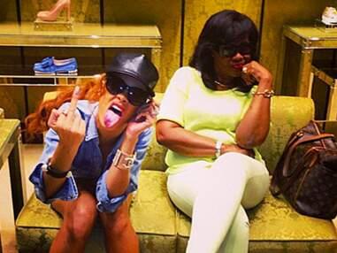 Rihanna joue la provocation tout un week end