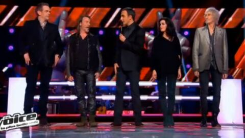 DIAPO The voice : la composition des équipes de talents
