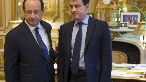 François Hollande garde une photo de Valérie Trierweiler dans son bureau de l'Elysée