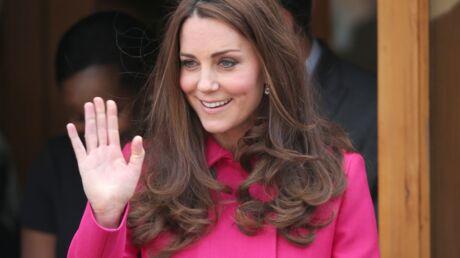 Kate Middleton prendra un long congé maternité pour son deuxième enfant