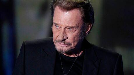Johnny Hallyday: des coups de feu tirés dans sa villa!