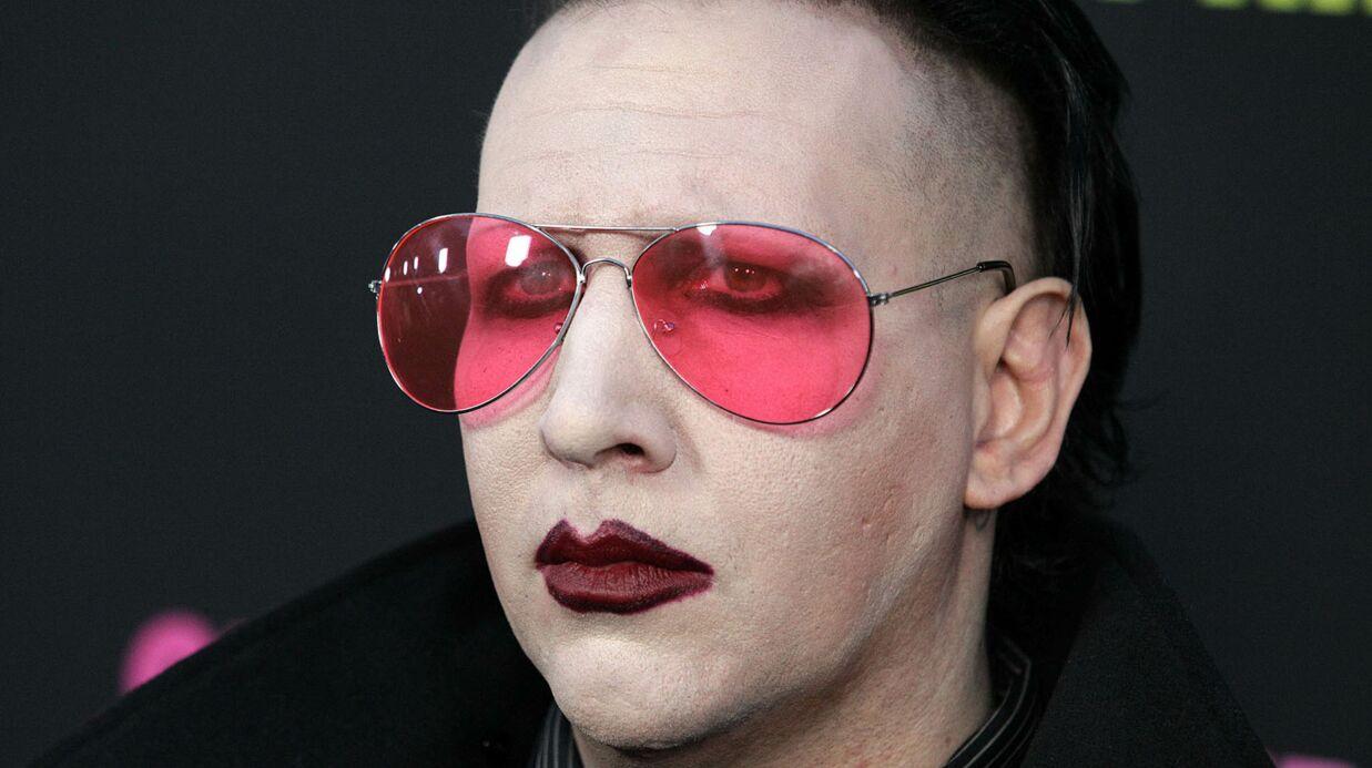 Marilyn Manson: un inconnu le cogne en plein restaurant