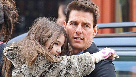 Tom Cruise n'aurait pas vu sa fille Suri depuis un an