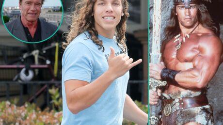PHOTOS Le fils caché d'Arnold Scharzenegger ressemble beaucoup à son père… dans Conan le Barbare