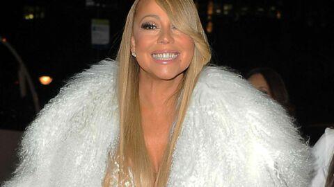 Mariah Carey a assuré sa voix et ses jambes pour des millions de dollars
