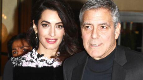 Amal et George Clooney signent un gros chèque à leurs voisins pour s'excuser du bruit causé par leurs travaux