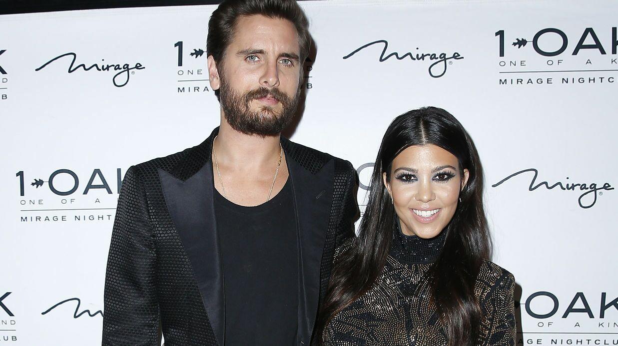 Kourtney Kardashian et Scott Disick de nouveau ensemble
