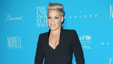 PHOTO Pink dévoile une nouvelle photo adorable de son fils