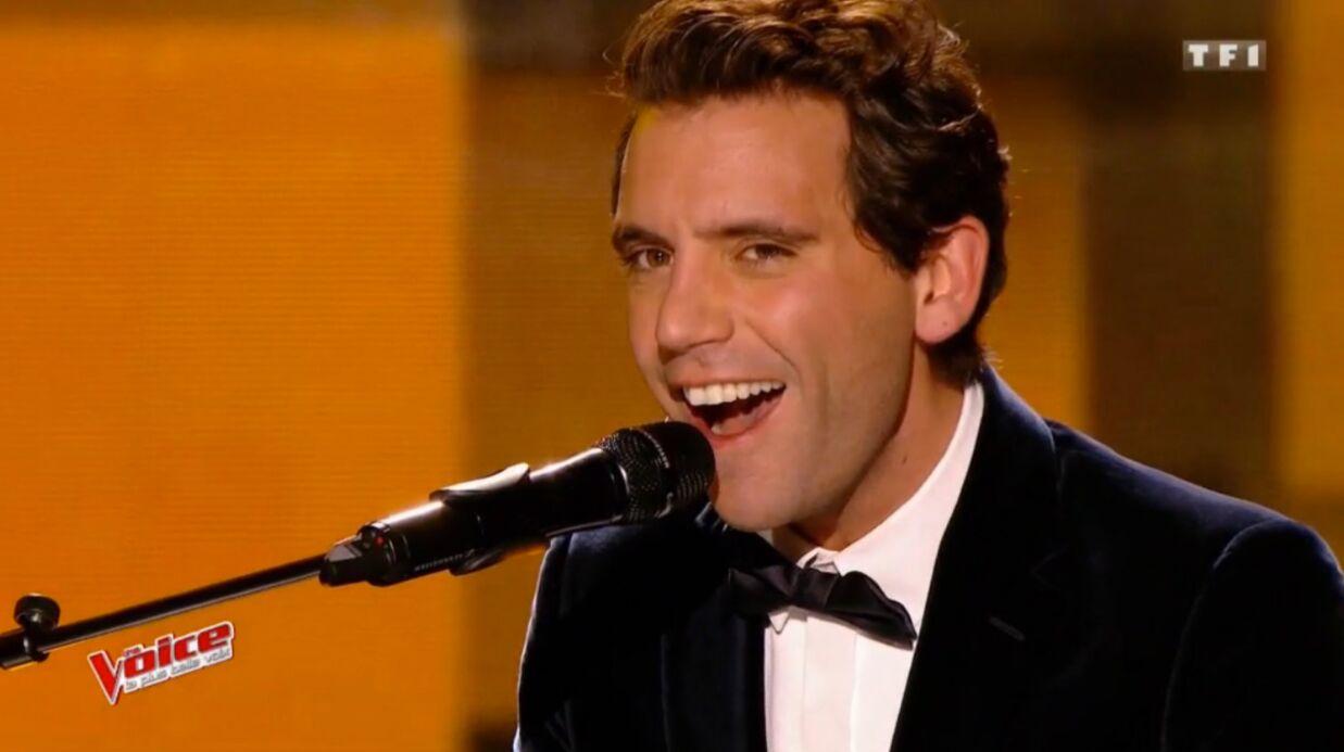The Voice: Mika passe son audition à l'aveugle