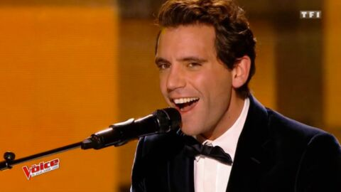 The Voice : Mika passe son audition à l'aveugle
