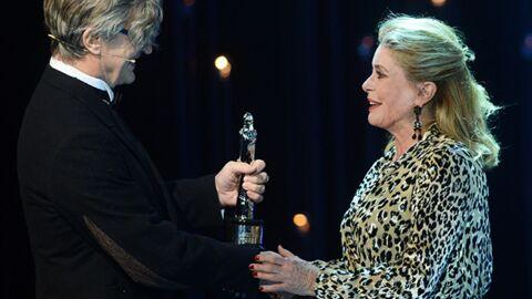 Catherine Deneuve honorée pour l'ensemble de sa carrière à Berlin