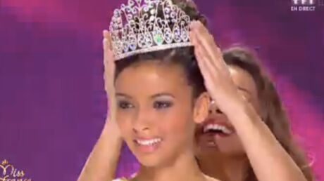 Flora Coquerel (Miss Orléanais) élue Miss France 2014