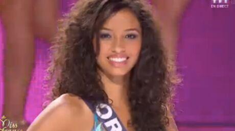 Miss France 2014: Flora Coquerel pensait se «fondre dans la masse»
