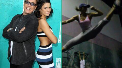 VIDEO Découvrez Bianca, la fille très sexy et TRÈS douée de Jean-Claude Van Damme