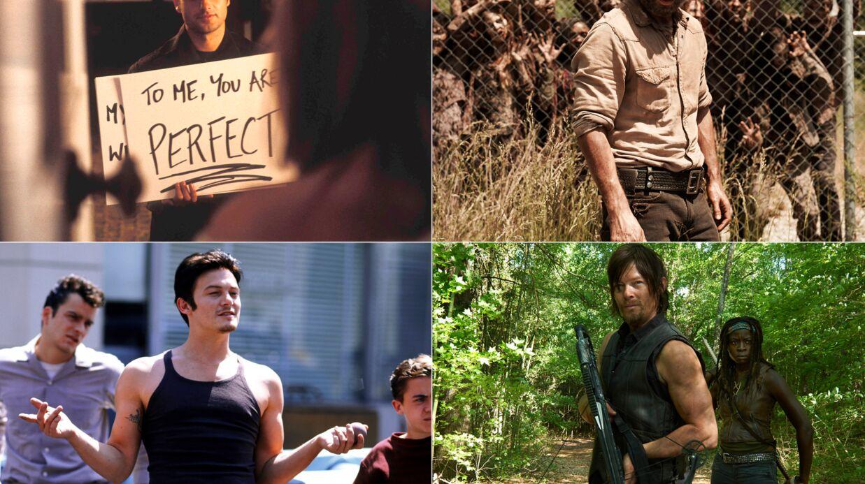 DIAPO The Walking Dead: à quoi ressemblaient les acteurs avant la série?
