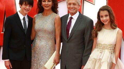 Michael Douglas et Catherine Zeta-Jones: leurs enfants veulent être acteurs