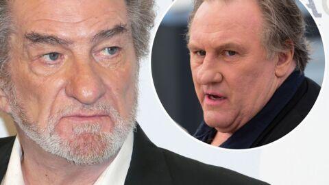 La fois où Gérard Depardieu a voulu «casser la gueule» d'Eddy Mitchell