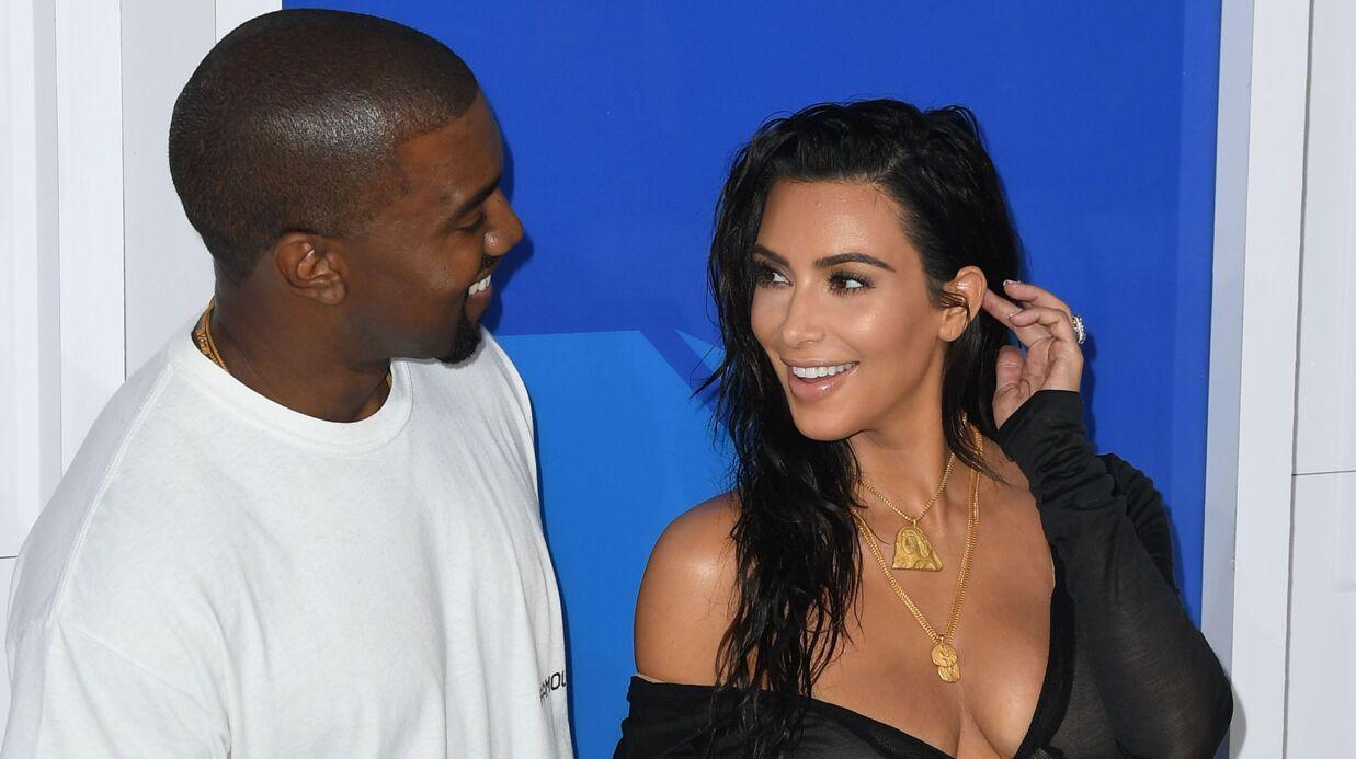 Kim Kardashian et Kanye West ne divorcent pas et tout va même mieux entre eux