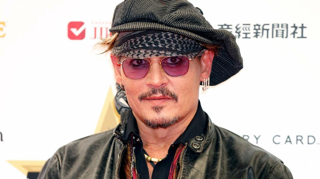 Johnny Depp: pour la 2e année consécutive, il est l'acteur le moins rentable d'Hollywood