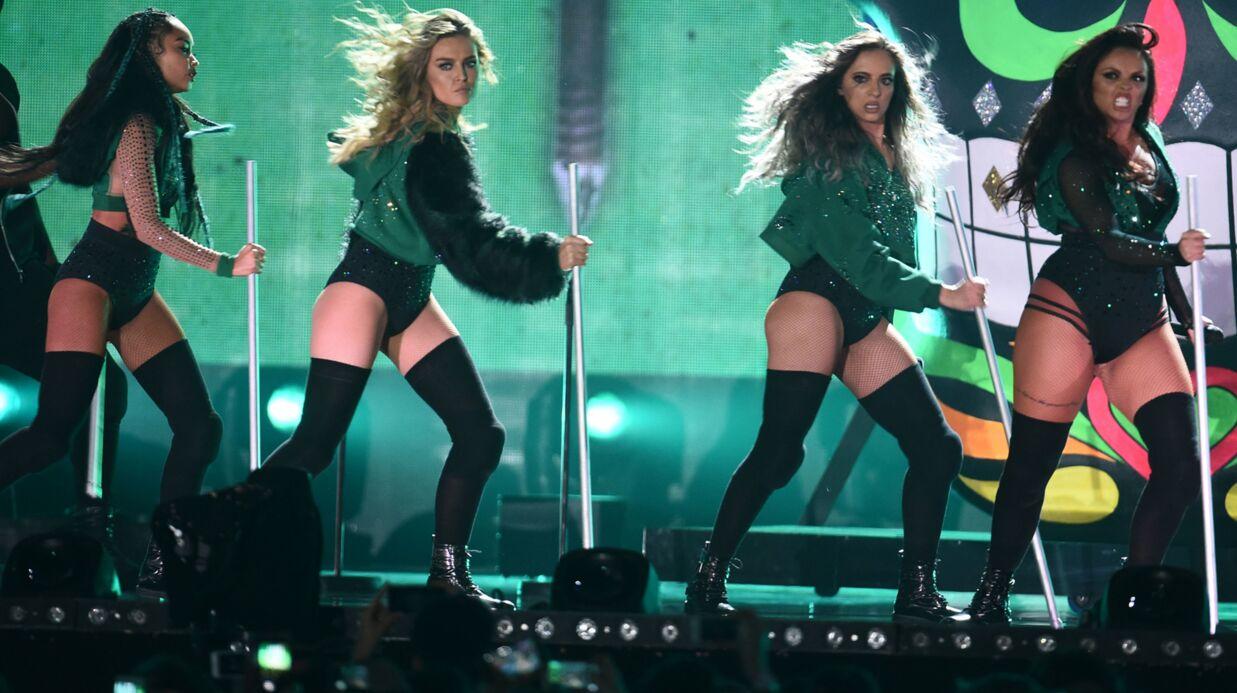 PHOTO Mel C des Spice Girls pose topless et déclenche une vive polémique