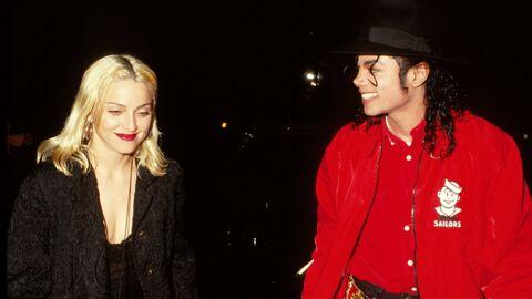 Madonna confesse avoir embrassé avec la langue Michael Jackson